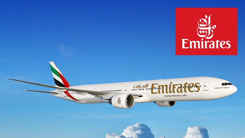 Student flight tickets with Emirates