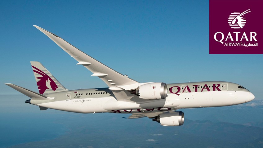Ungdoms- og studentbilletter med Qatar Airways - ISIC Norge