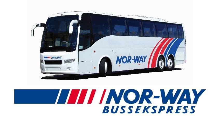 Studentrabatt på bussreiser med NOR-WAY Bussekspress