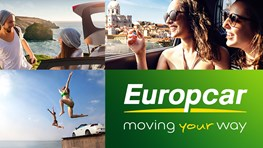 Europcar -  up to15% discount