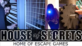 Get 20% student discount on the escape room at the House of Secrets