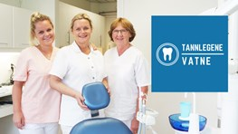 Student discount at Tannlegene Vatne, Oslo dentists