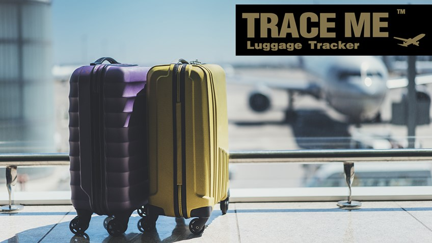 Trace me: Keep your luggage safe